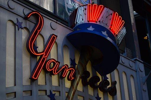 United States, Yankee, Baseball, Manhattan, New York
