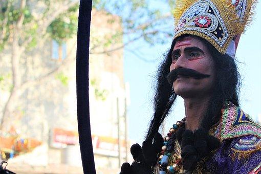 Dusshera, Ravan, Indian, Dussehra, Culture, Celebration
