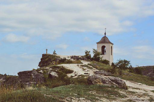 Monks, Nature, Landscape, Mountains, Travel, Old Orhei