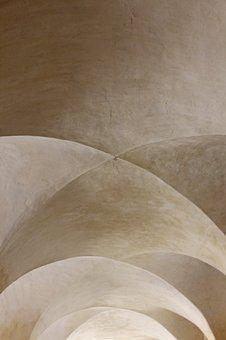 Leicester Abbey, Vaulted Ceiling, Historically, Shades