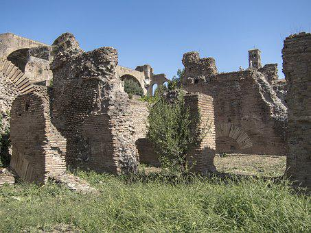 Ruin, Rome, Ancient Rome, Attractions Include, Tourism