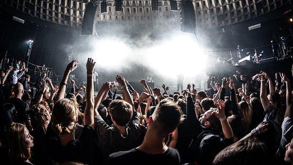 Music, Show, Concert, Live, Stage, Entertainment