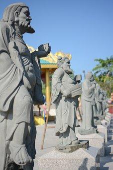 พระ, Thailand, Measure, Art, Statue, Faith, Religion