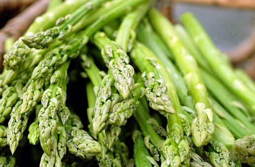Asparagus, Green, Vegetables, Asparagus Time, Market