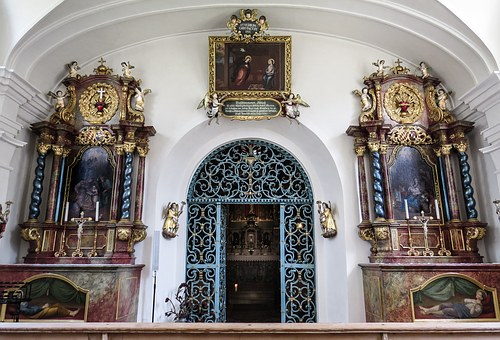 Church, Bühl, House Of Worship, Inside, Interior