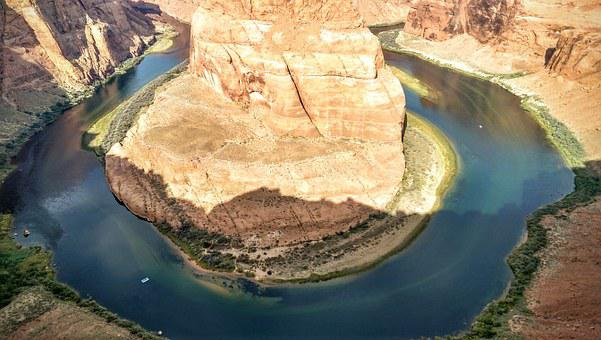 Horseshoe Bend, Arizona, Colorado River, Page