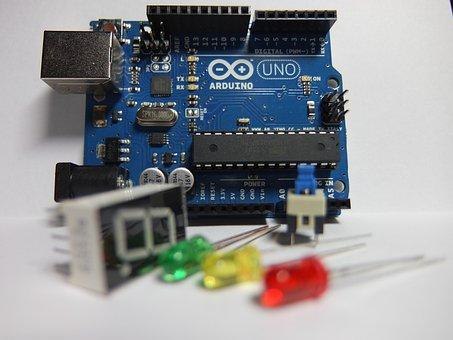 Arduino, Electronics, Board, Computer, Hardware