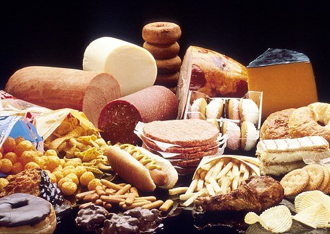 Fat Foods, Pastries, Cheeses, Chocolate, Delicatessen