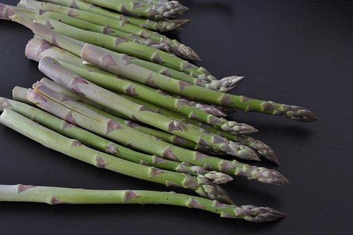 Asparagus, Eat, Healthy, Vegetables, Green, Food