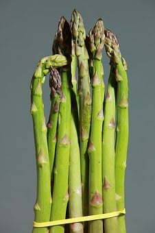 Green Asparagus, Asparagus, Green, Vegetables, Eat