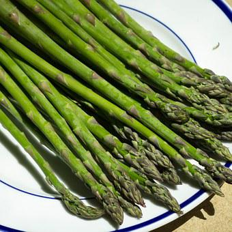 Asparagus, Green, Food, Healthy, Vegetable, Fresh