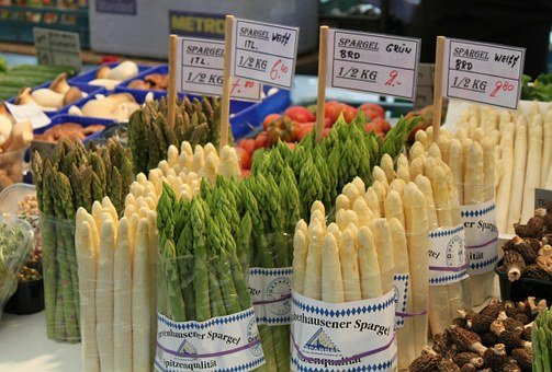 Market, Vegetables, Green, Cook, Healthy, Food