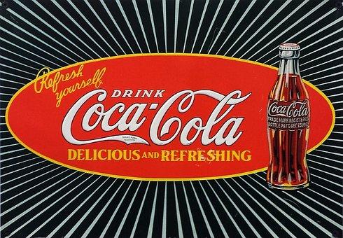 Drink, Coca Cola, Soda, Glass, Cold, Ice, Refreshment