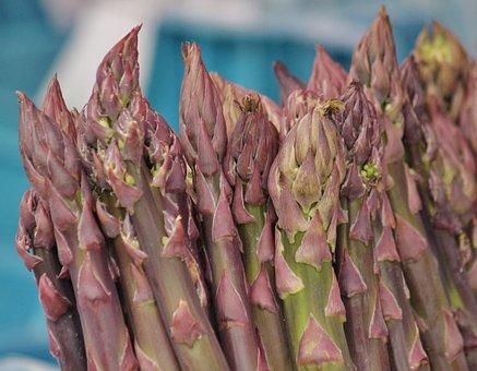 Green Asparagus, Asparagus, Asparagus Tips, Vegetables