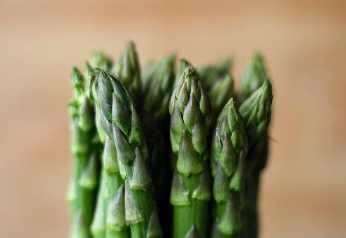 Asparagus, Vegetable, Green, Food, Meal, Gourmet