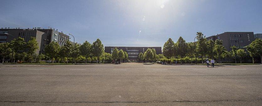 National Taiwan Normal University, Shijiazhuang, Campus