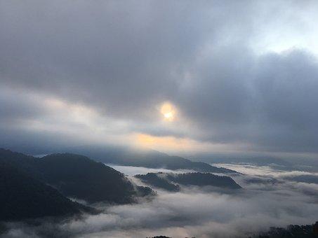 Photographic Background, Benguet, Mountain Province