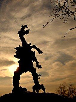 Kraków, Dragon, Wawel Dragon, Poland, The Statue