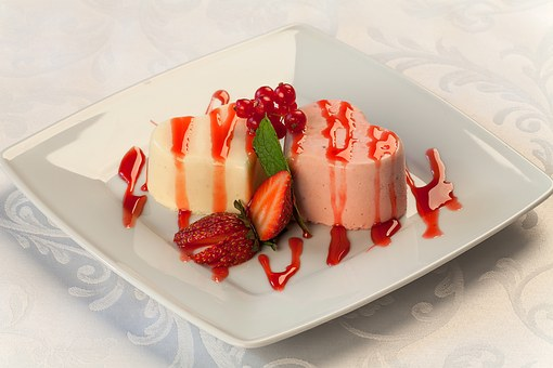 Dessert, Cooking, Sweet Dishes, Sweets, Panna Cotta