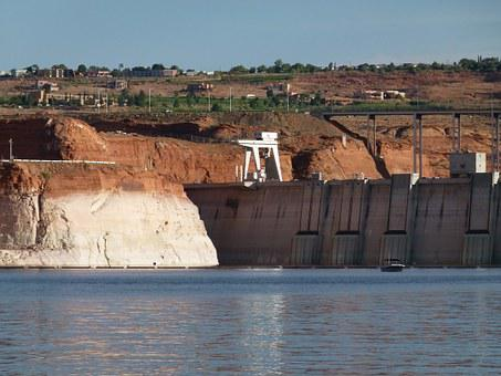 Lake Powell, Glen Canyon, Page, Usa, Southwest