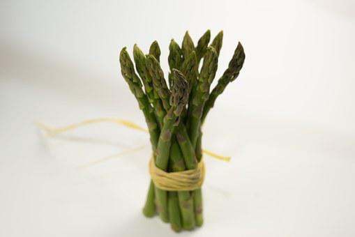 Asparagus, Bundle, Green, Vegetable, Food, Fresh, Raw