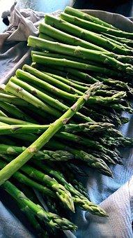 Asparagus, Kitchen, Cook, Eat, Vegetables, Healthy