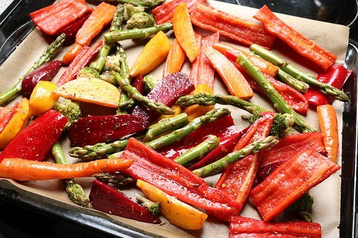 Vegetables, Healthy, Paprika, Yellow, Food, Nature, Red