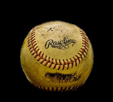 Baseball, Ball, American, Sport, Play