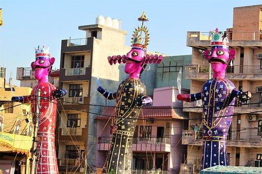 Dusshera, Ramayana, Culture, Celebration, Indian
