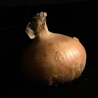 Black, Low Key, Onion, Vegetable, Drop Out Black, Dark