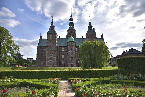 Copenhagen, Denmark, Museum, Travel, Architecture