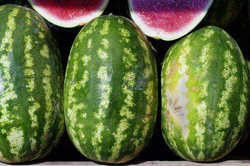 Watermelon, Choose, Fruit, Pulp, Citrullus Lanatus