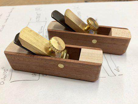 Shop Tools, Mini Plane, Wood Tools, Wood Shop, Luthier