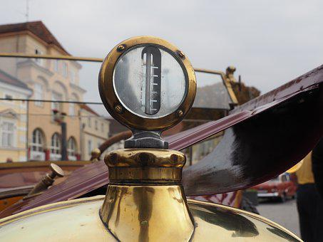 Cool Figure, Oldtimer, Automotive, Vintage Car, Old