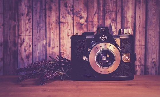 Vintage, Camera, Old, Photo Camera, Hobby, Shooting