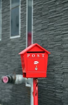 Mail Box, Tidings, Letters, Card, Mailbox, Delivery