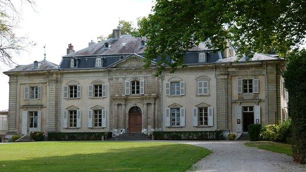 Ferney-voltaire, Voltaire, House, Castle, Heritage