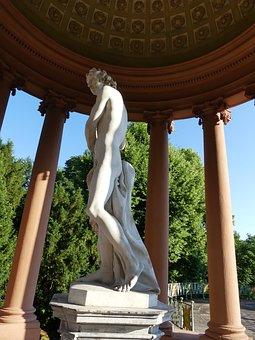 Apollo Temple, Schwetzingen, Castle Garden
