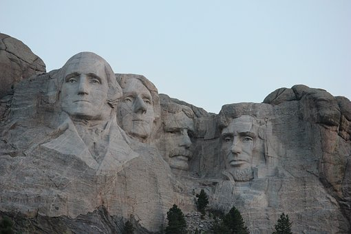 Mount Rushmore, Tourist, Vacation, Dakota, Sculpture