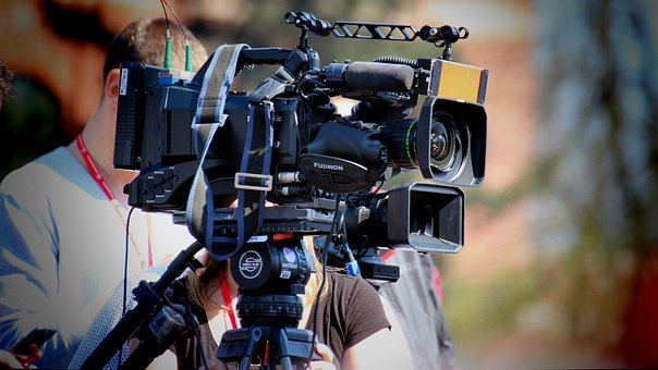 Cinematographer, Operator, Tv, Camera, Live, Film