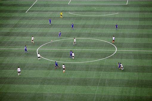 Football, Soccer Field, Artificial Soccer Field