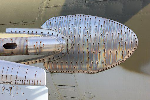 Germany, Hermeskeil, Jet, Fighter, Plane, Fuselage