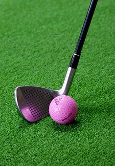 Golf, Golf Balls, Exercise, Sport, Artificial Turf