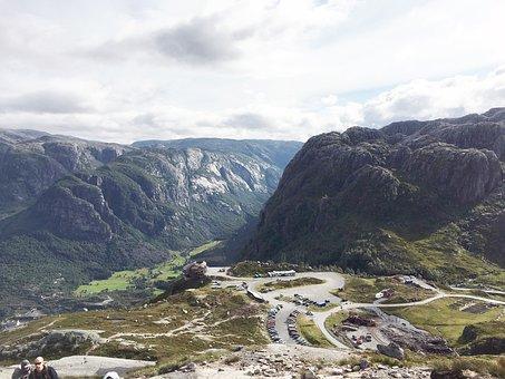 Norway Mountain, Nature, Scandinavia, Natural, Norway