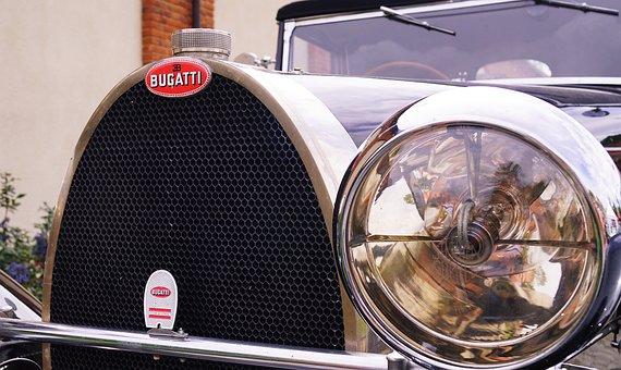 Bugatti, Oldtimer, The Museum, Exclusive, Retro Car