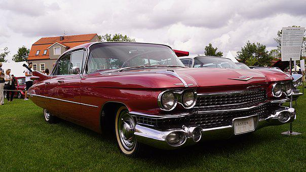 Oldtimer, Old Car, Historic Vehicle, Automotive