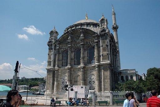 Ortakoy, Cami, Ortaköy Mosque, On