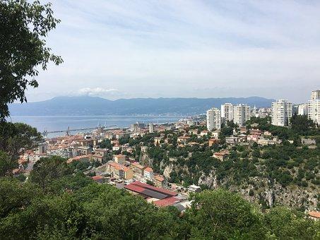 Rijeka, Landscape, Croatia