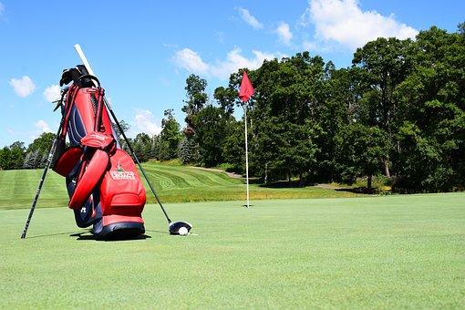 Golf, Resort, Sport