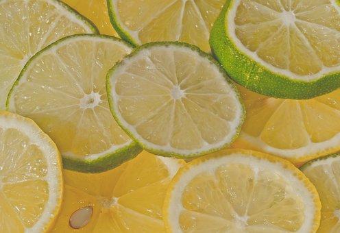 Lemon, Fruit, Lime, Nature, Citrus, Fruits, Yellow